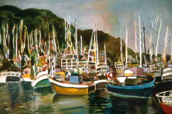 Haut Bay Harbor