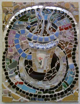 Coffee Cup Mosaic