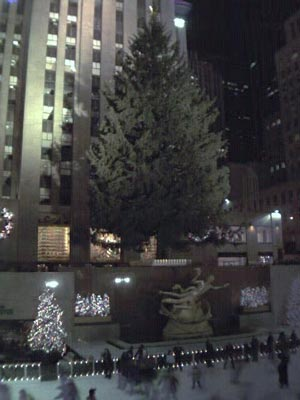 Rockefeller Center Skating